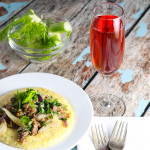Sausage and Fennel Ragout - platingsandpairings.com