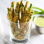 Green Bean Fries platingsandpairings.com