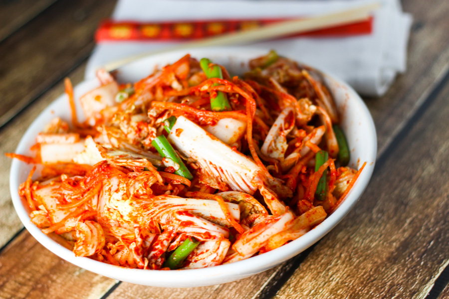 Kimchi kimchee platings pairings for Authentic korean cuisine