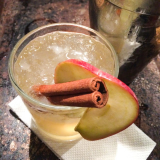 Cozy Cider Cocktail