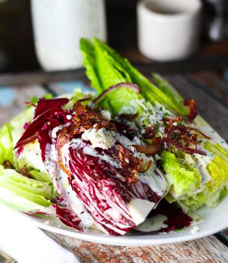 Eccentric Wedge Salad platingsandpairings.com