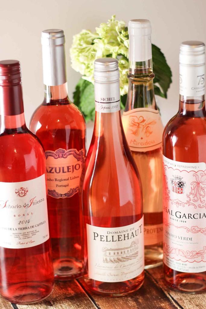 Rosé Wine-7
