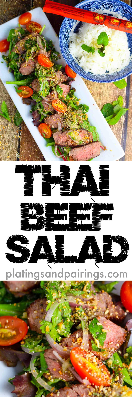 Thai Salad Pin