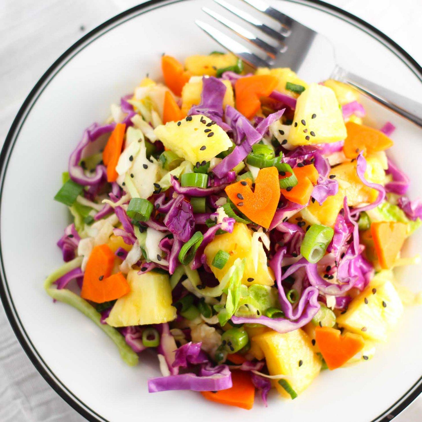 Hawaiian coleslaw platings pairings hawaiian coleslaw forumfinder Choice Image
