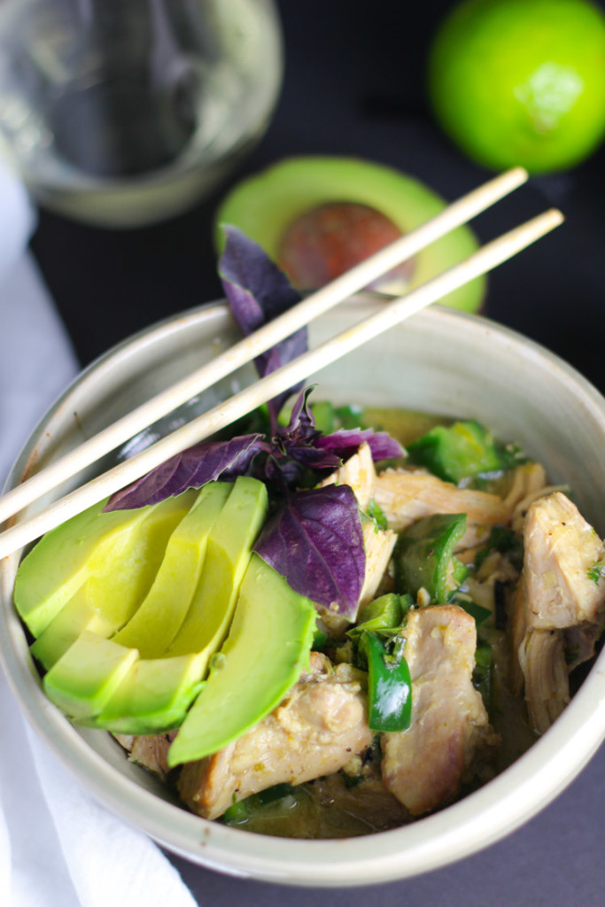 Avocado Green Curry platingsandpairings.com