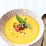 Cold Soups + The Wines to Drink With Them platingsandpairings.com