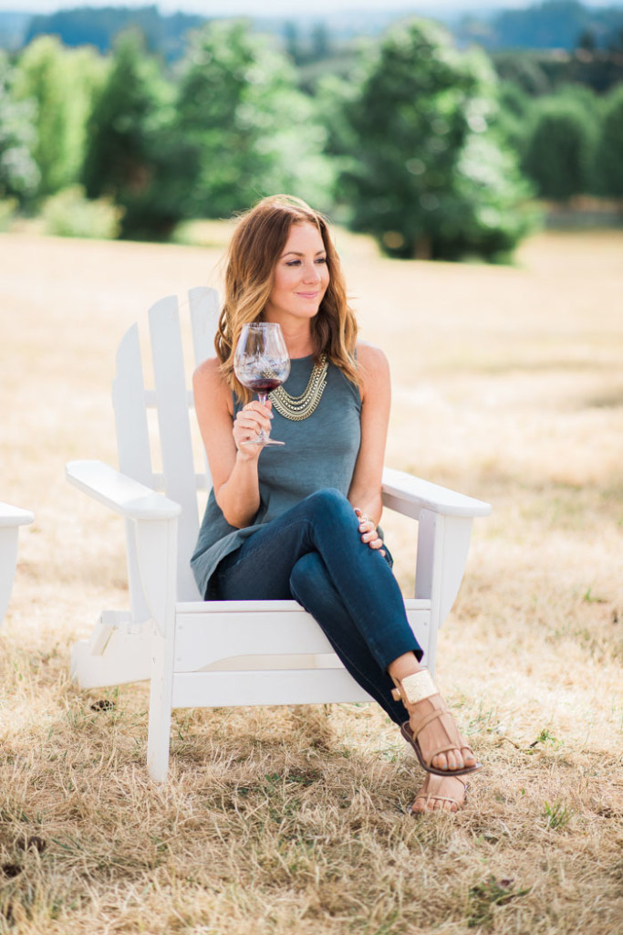 Wine Tasting at Stoller Family Estate in Dundee, Oregon | platingsandpairings.com
