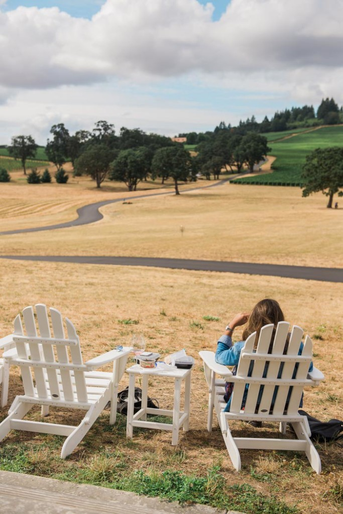 Wine Tasting at Stoller Family Estate in Dundee, Oregon | platingsandpairings.com