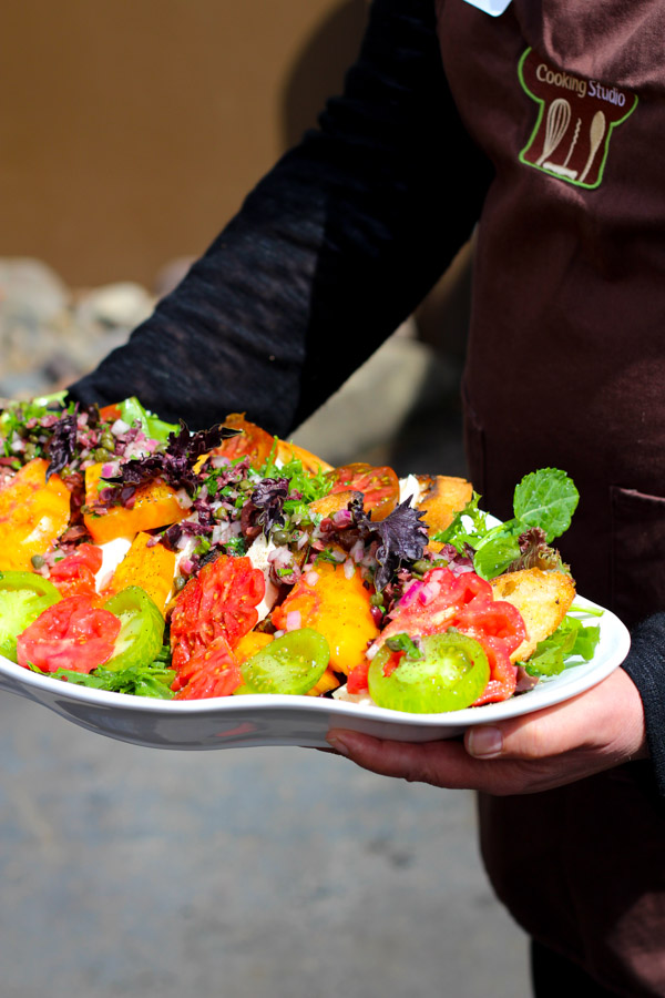 Dobbes Estate Cooking Class-Bounty of Yamhill County