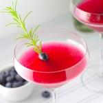 Blueberry Lemon Drop | platingsandpairings.com