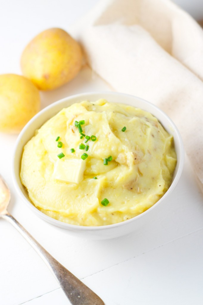 Miso Mashed Potatoes with Roasted Garlic | Platings & Pairings