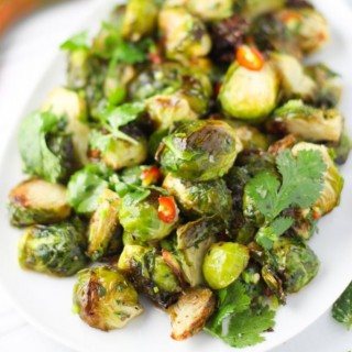 Thai Brussels Sprouts Salad