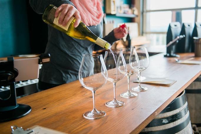 Dundee Wine Tasting - Winter 2016 -4
