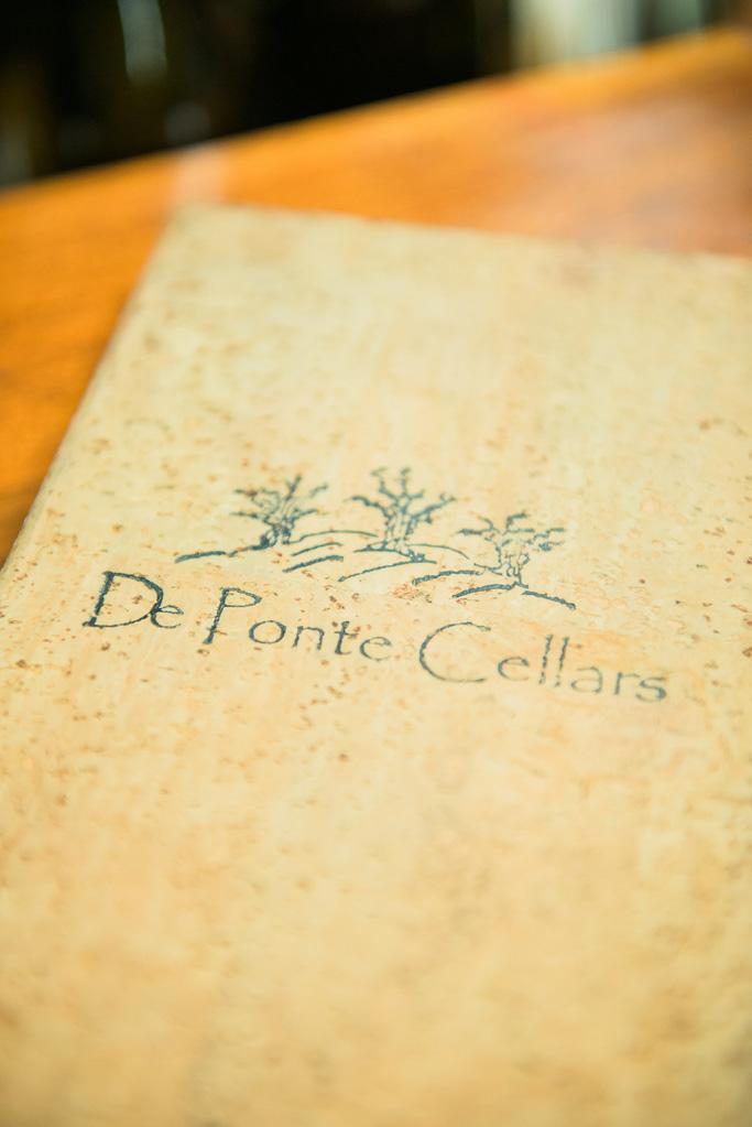 Wine Tasting at De Ponte Cellars in Dayton, Oregon - This lovely winery is in the heart of Oregon's Willamette Valley | platingsandpairings.com