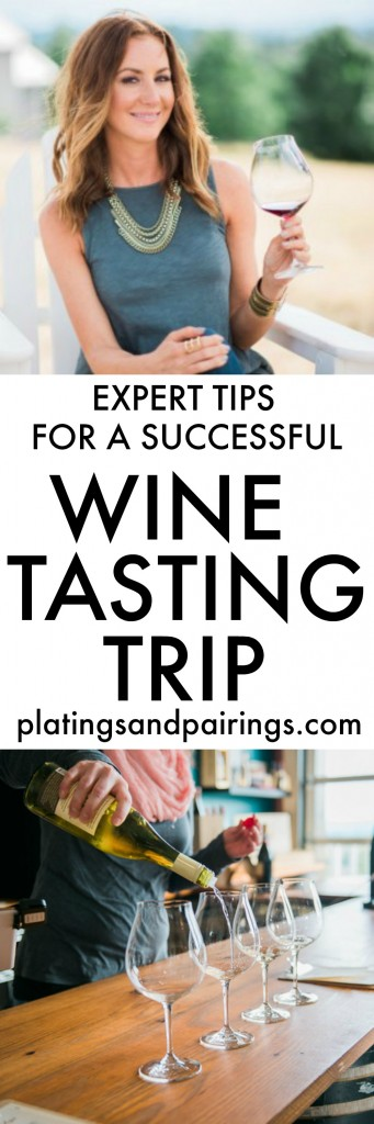 From what to wear, to whether spitting is necessary - An expert gives her tips for a successful wine tasting trip | platingsandpairings.com