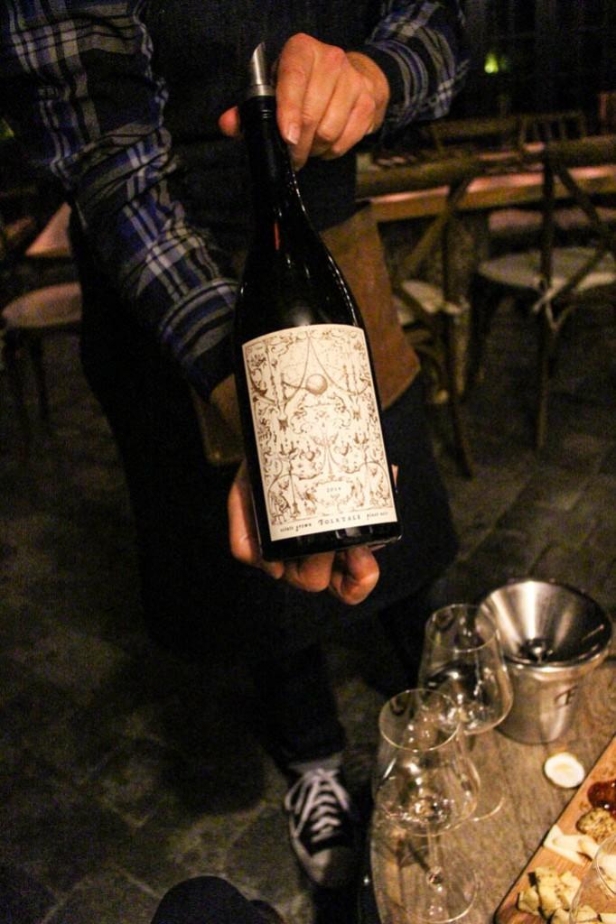 Wine Tasting at Folktale Winery & Vineyards in Carmel, California - The only grape to glass tasting room in the Carmel Valley   platingsandpairings.com