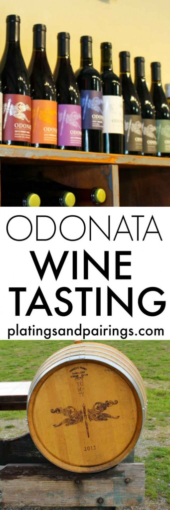 A visit Odonata Winery in Salinas, California | platingsandpairings.com