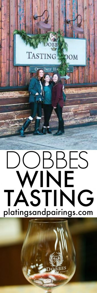 Wine Tasting at Dobbes Family Estate in Oregon's Willamette Valley - Big Pinot Noir, Syrah and Grenache Blanc set this winery apart | platingsandpairings.com