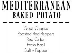 """Create a Grilled """"Baked"""" Potato Bar for your next party, potluck or tailgating event. It's a fun and festive way to feed a crowd, and the topping possibilities are endless.   platingsanpdairings.com"""