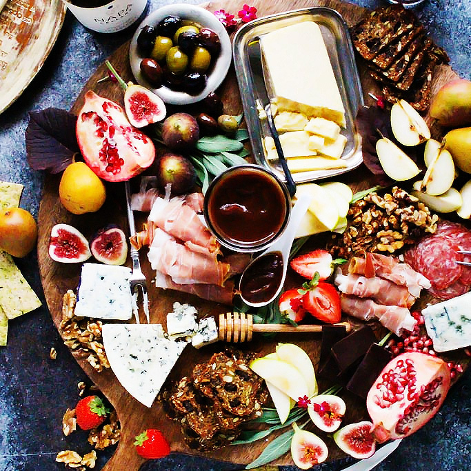 Christmas Cheese Board Ideas.How To Create The Perfect Fall Harvest Cheese Board Slow Cooker Apple Butter