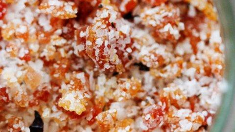 Homemade Bacon Salt Recipe Food Gift Idea Platings Pairings