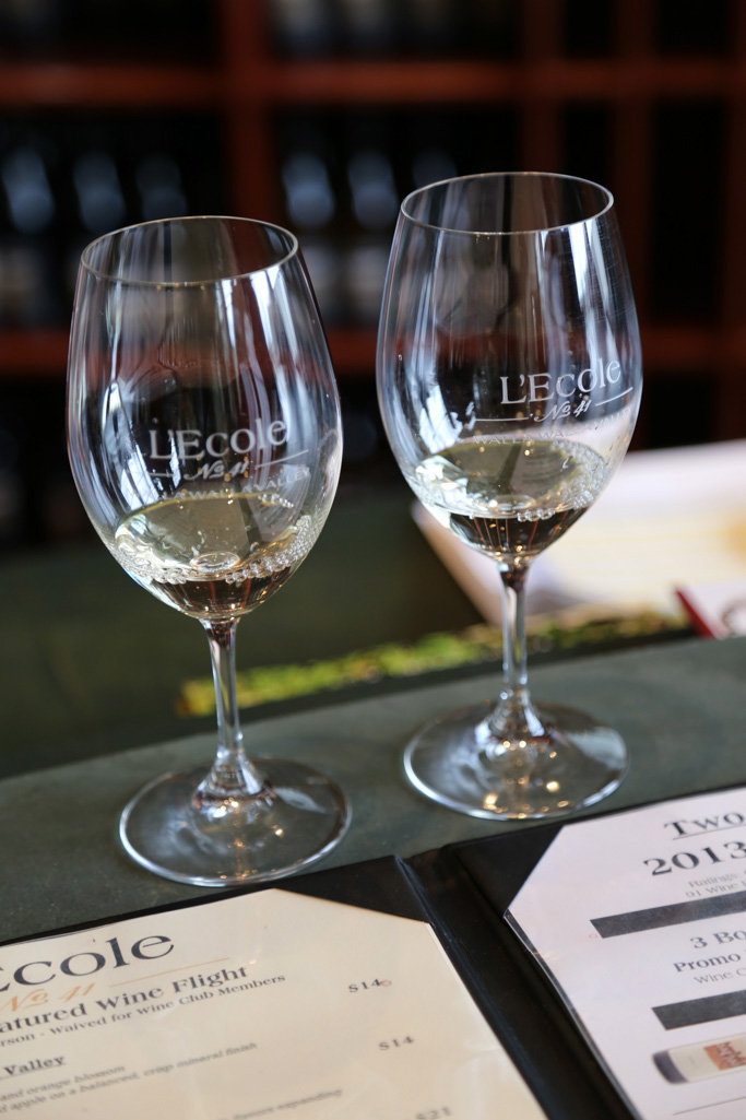 L'Ecole Winery resides in a historic 1915 schoolhouse in Walla Walla, Washington. Be sure to stop in for a wine tasting of their amazing Washington wines.