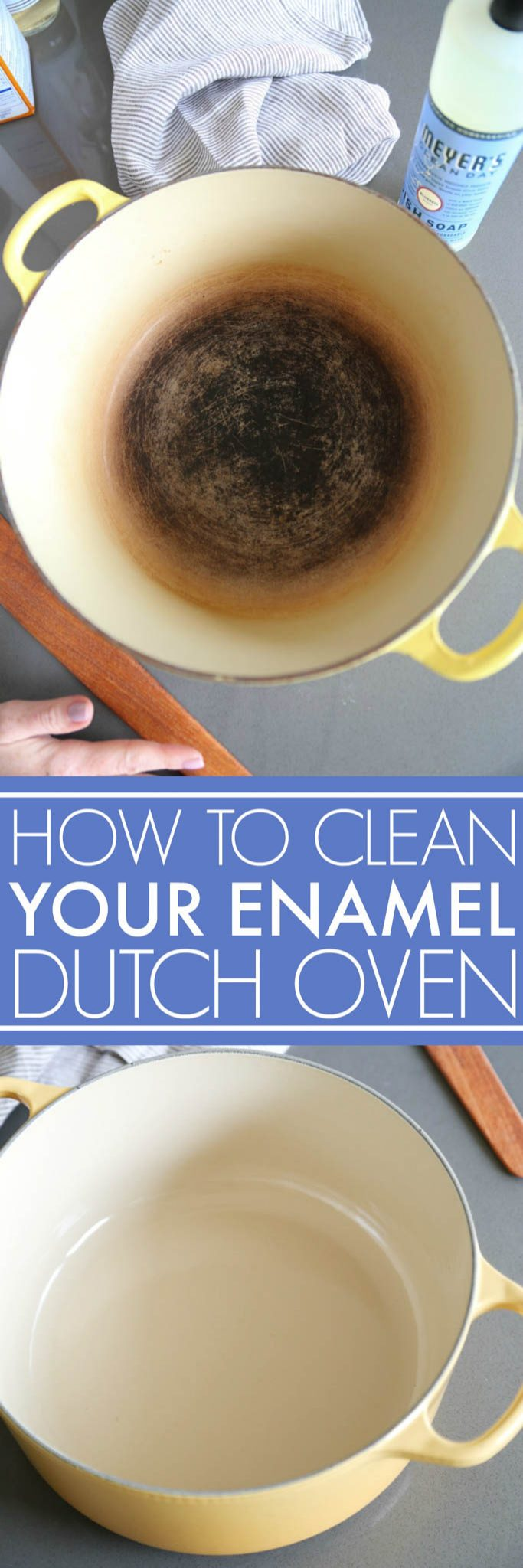 how to clean an enameled cast iron dutch oven platings pairings. Black Bedroom Furniture Sets. Home Design Ideas
