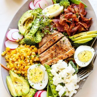 Summer Chicken Cobb Salad