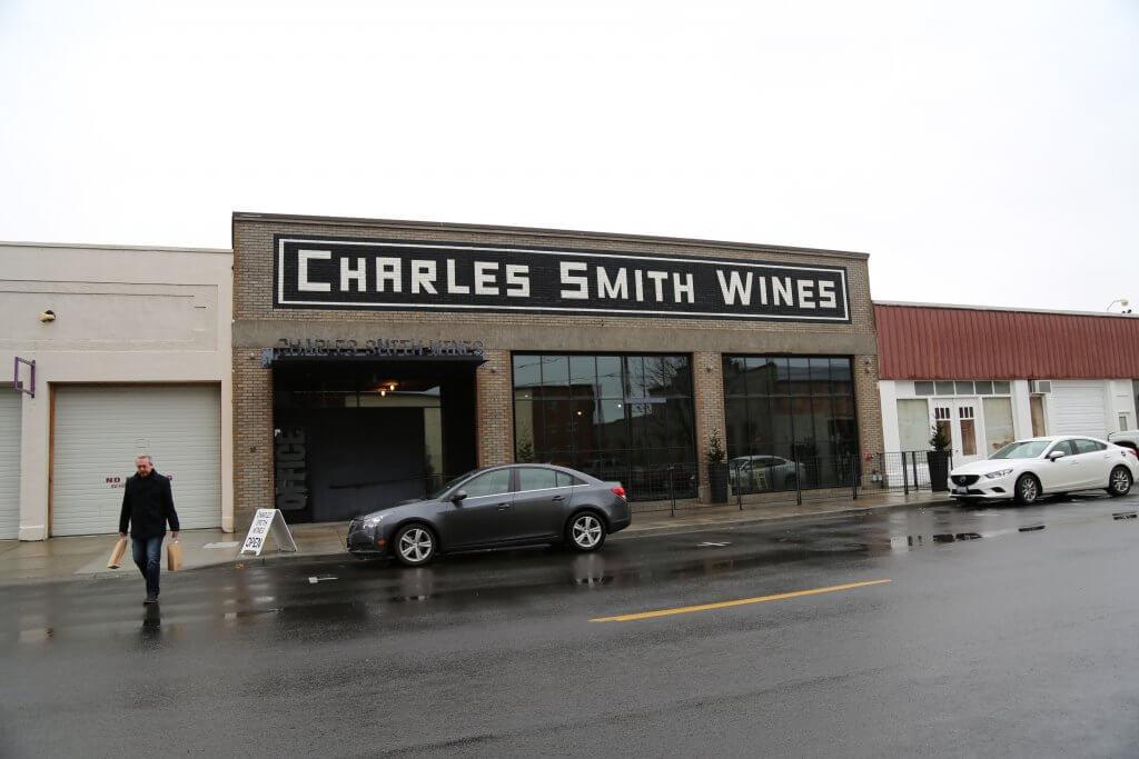 Charles Smith Winery in Walla Walla