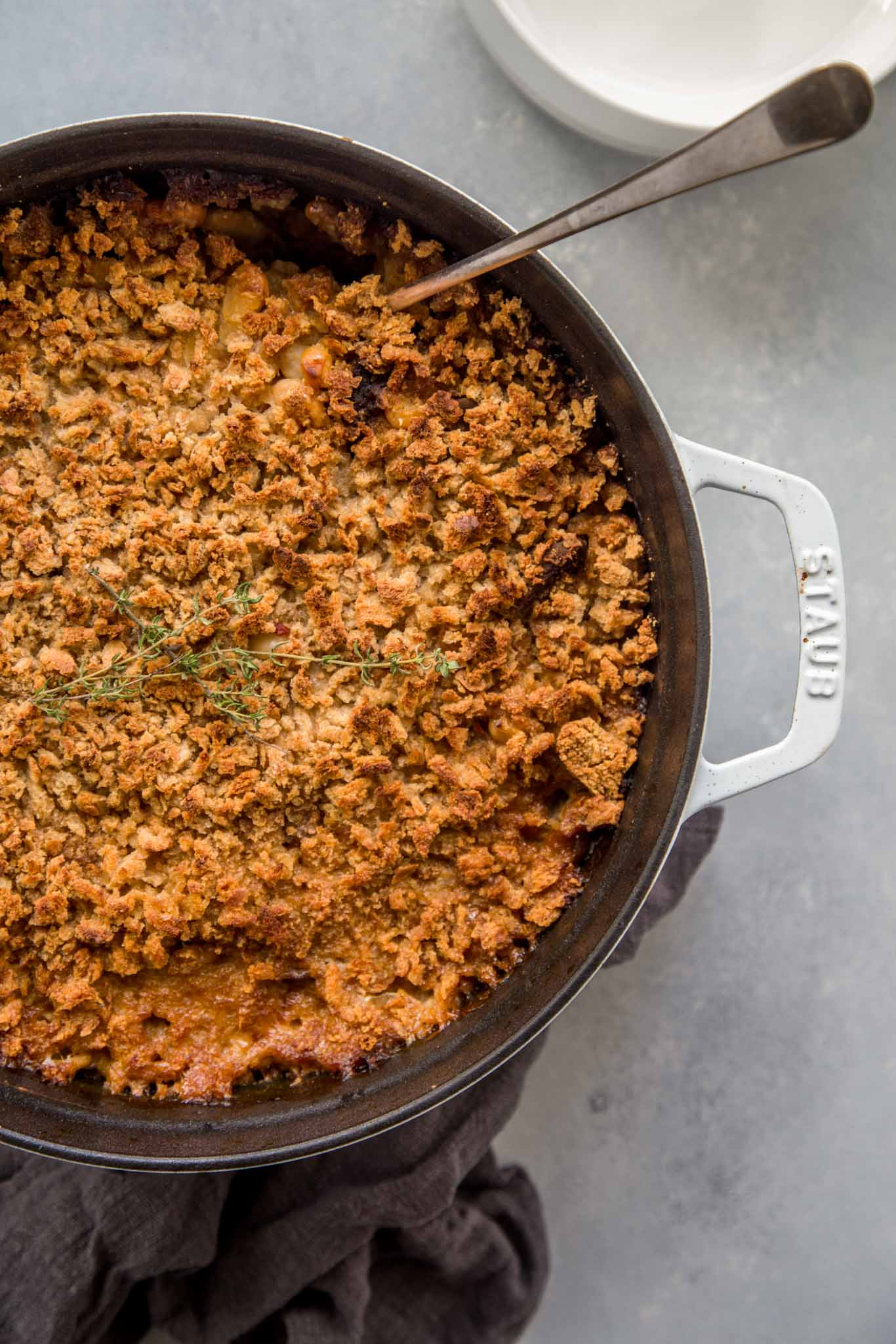 Duck & Fennel Cassoulet
