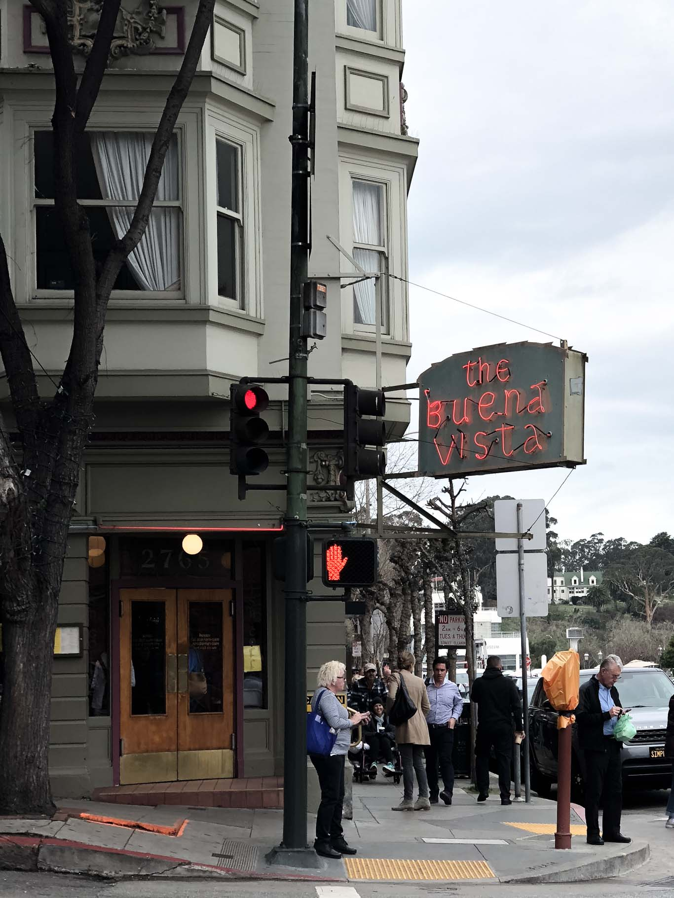 The Buena Vista in San Francisco