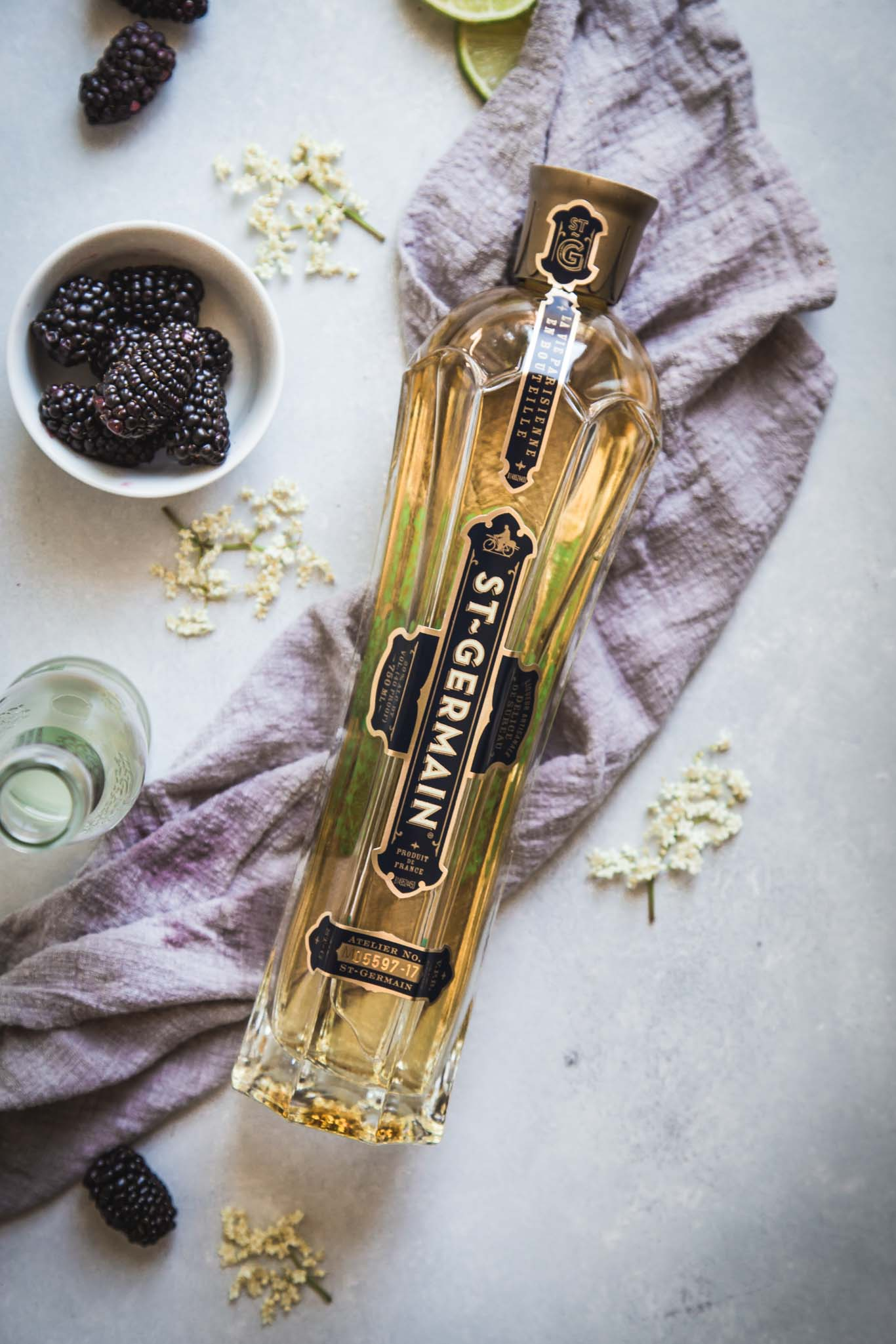 Bottle of St. Germain