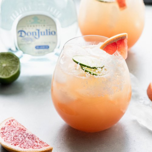 Paloma Cocktail Recipe With Honey Simple Syrup Platings Pairings