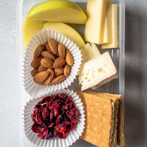 Fruit & Nut Bistro Box