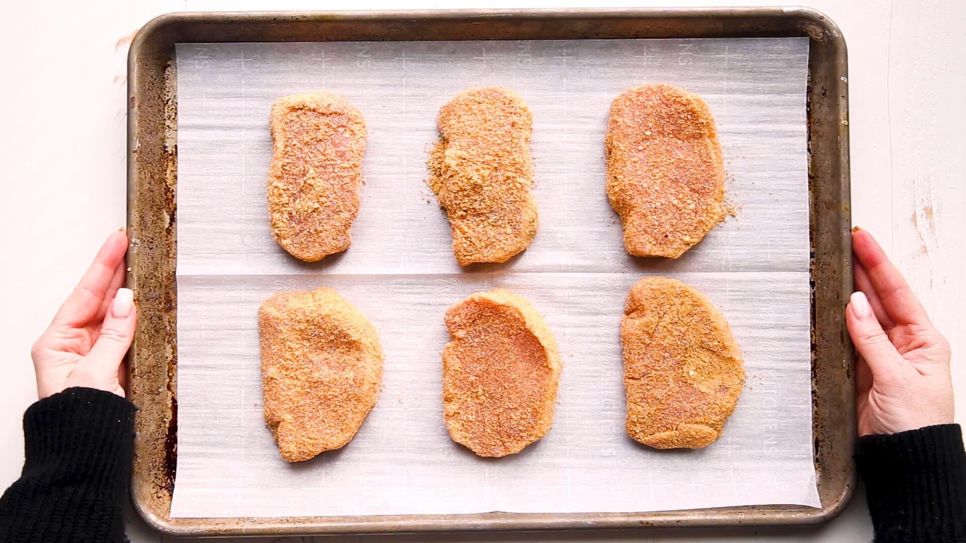 Homemade Shake N Bake Recipe Video Platings Pairings