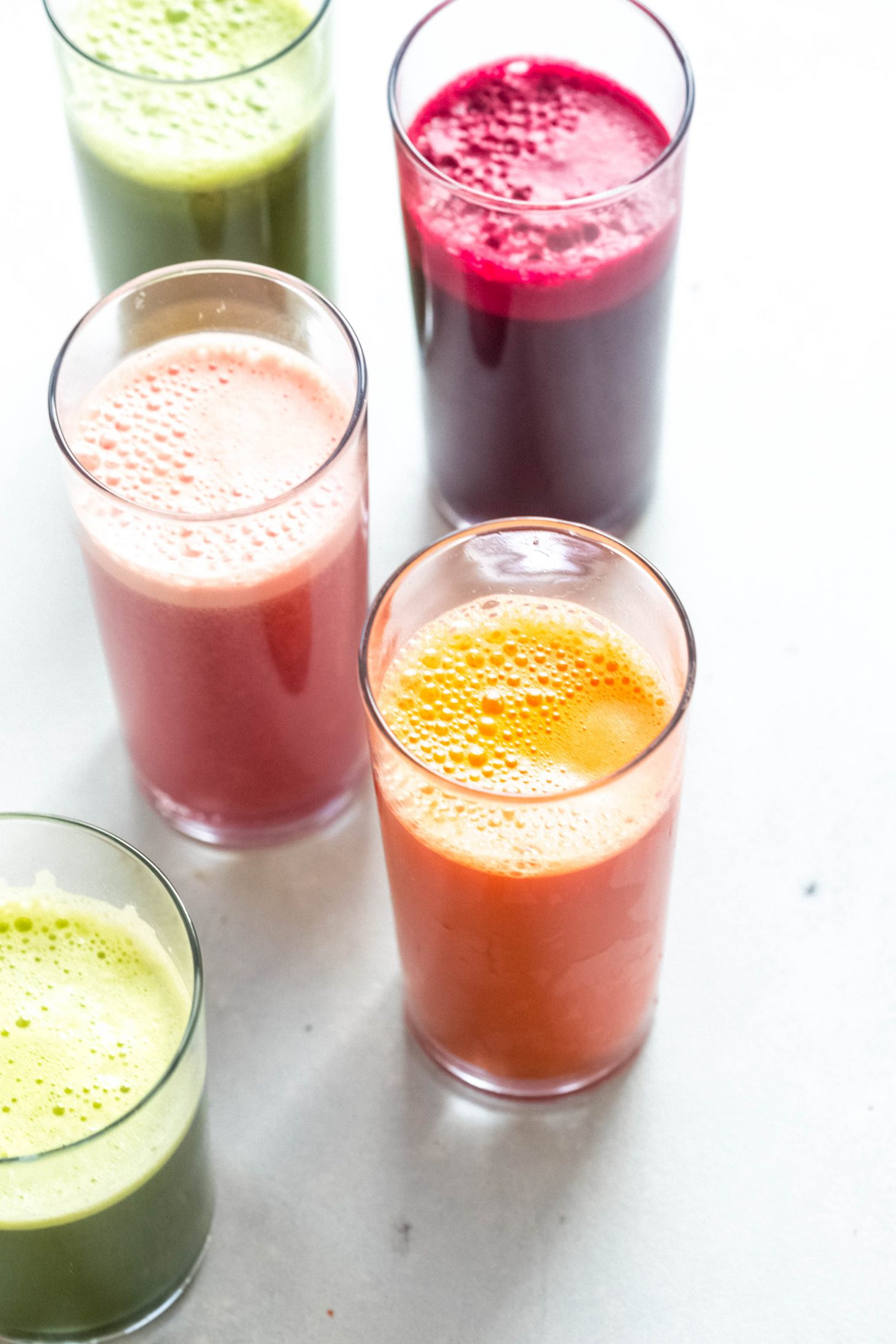 These 7 Healthy Juicing Recipes will help boost your energy, detox your body and aid with weight loss.
