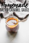 This 15-Minute Easy Salted Caramel Sauce makes it easy to create the most amazingly delicious, rich salted caramel topping in a hurry!