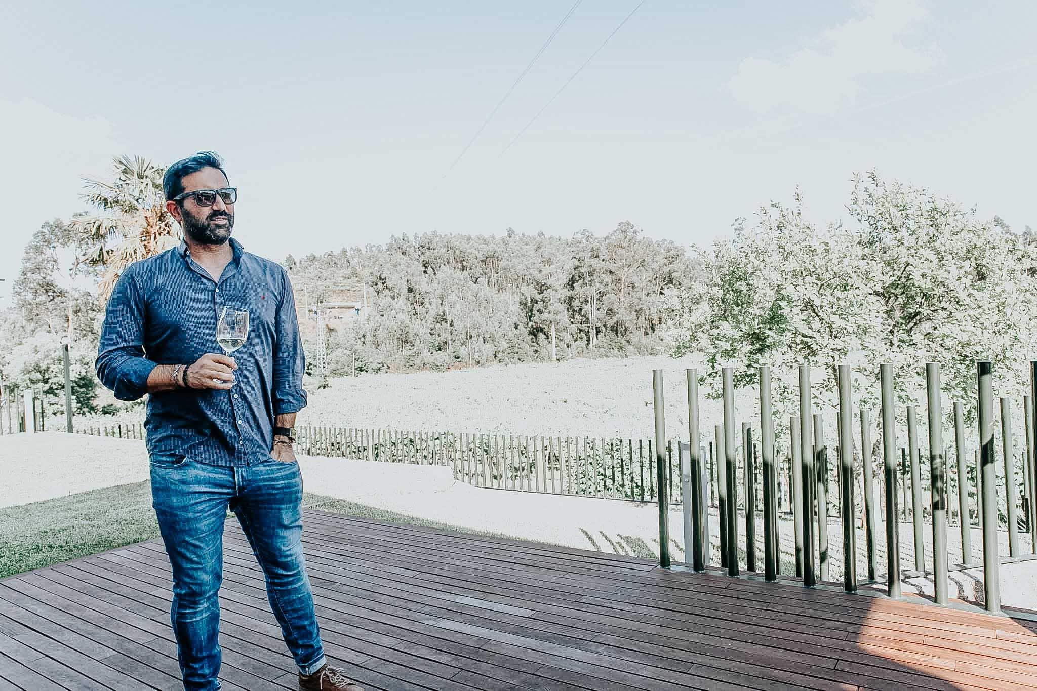 Winemaker at Quintas das Arcas