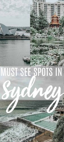 Sydney, Australia is such an amazing place to visit for what may be a once in a lifetime trip, but definitely shouldn't be. Here are my favorite spots to check out in Sydney.