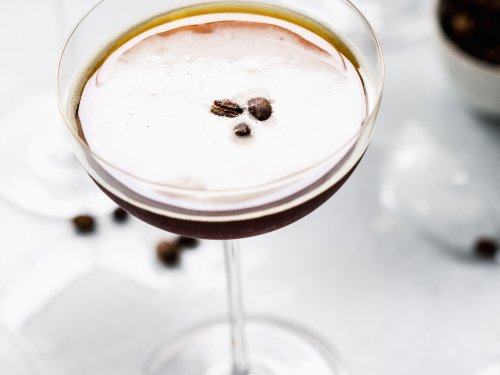 Espresso Martini Recipe Easy Cocktail Platings Pairings