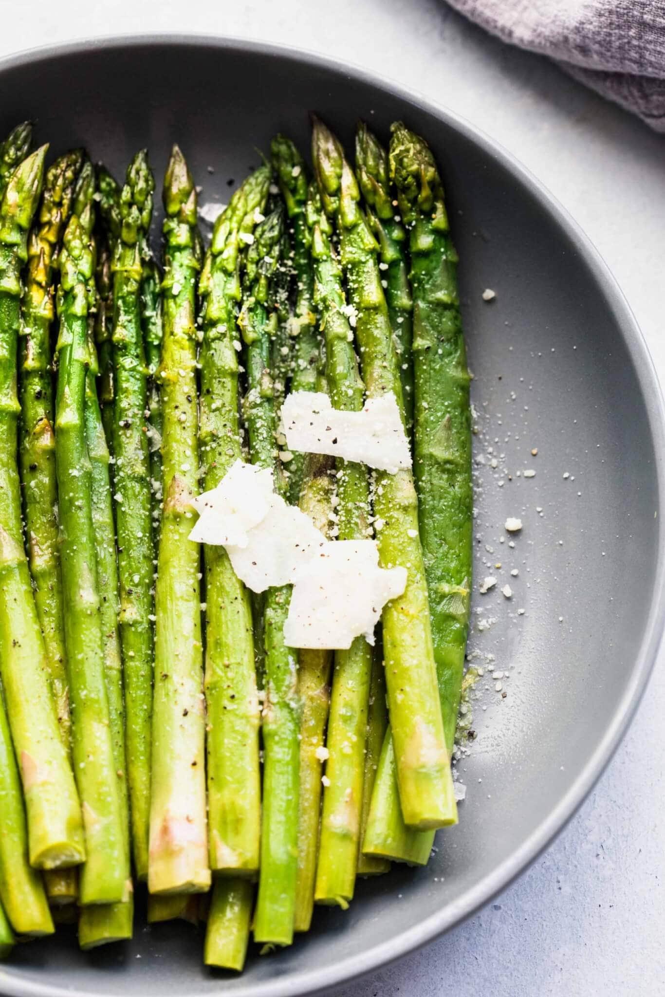 Sous Vide Asparagus 3 Flavoring Ideas Platings Pairings